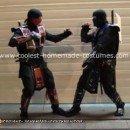 Duct-Tape Ninjas from Mortal Kombat
