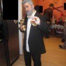 Homemade Most Interesting Man in the World Costume