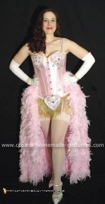 Satine's Pink Diamonds Costume
