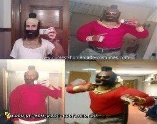 Mr. T Halloween Costume