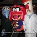 Coolest Muppet Group Costume 2
