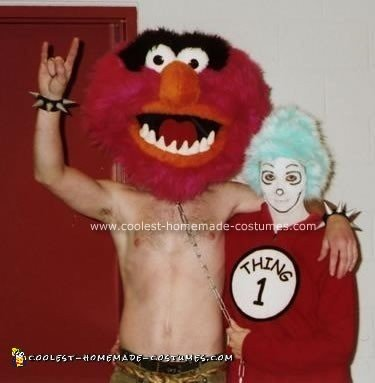 Muppets Animal Costume