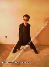 Homemade Neo from the Matrix Costume