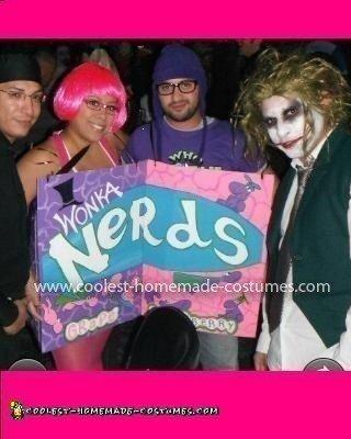 Coolest Nerds Couple Costume 2