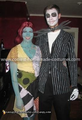 Coolest Nightmare Before Christmas Costume