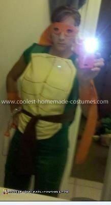 Coolest Ninja Turtle Costume