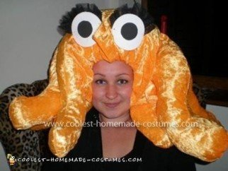 Coolest Olivia Octopus Pantomime Dame Costume