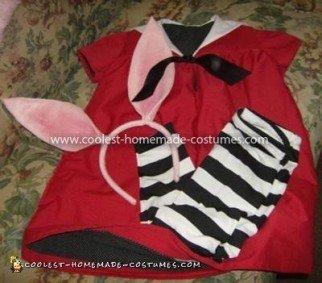 Coolest Olivia the Pig Costume