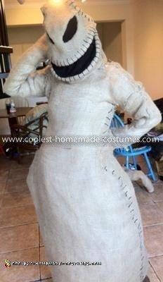 Coolest Oogie Boogie Costume
