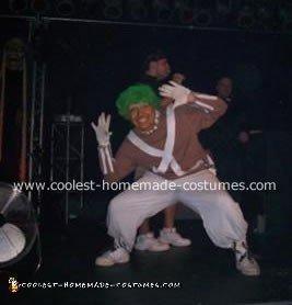 Oompa Loompa on Stage