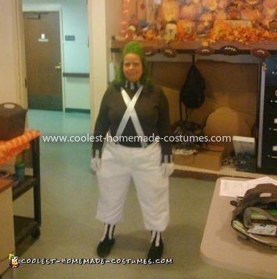 Coolest Oompa Loompa Costume