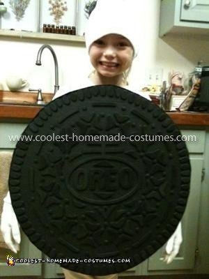 Coolest Oreo Cookie Costume