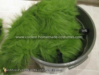 Coolest Oscar the Grouch Child Costume 8