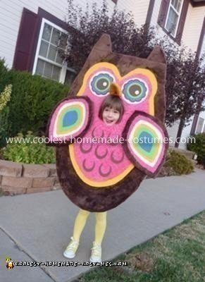 Coolest Owl Costume