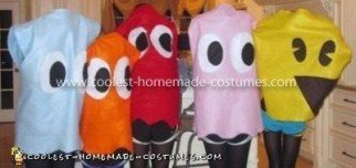Coolest Pacman Group Costume