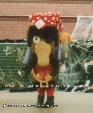 Adventure Book Costume from the Pagemaster Movie