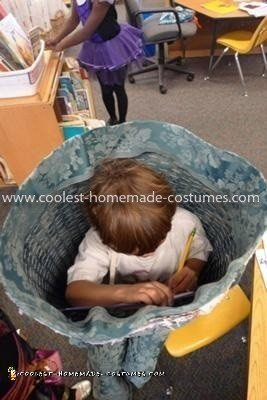 Coolest Pair of Pants Costume - Inside