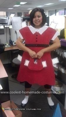 Coolest Paper Doll Costume 2