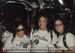 Coolest Paratroopers Group Costume 20