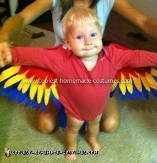 Coolest Parrot Infant Costume 21