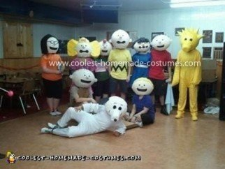 Coolest Peanut Characters Costumes 27