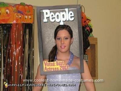 People Magazine Cover Costume
