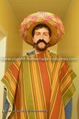Homemade Pinata Costume