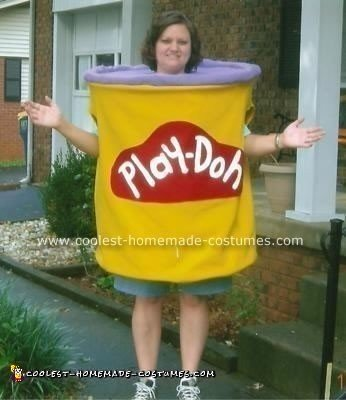 Play-Doh Costume