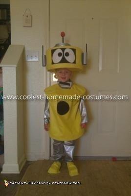 Coolest Plex Costume