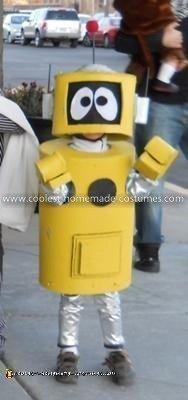 Homemade Plex Costume