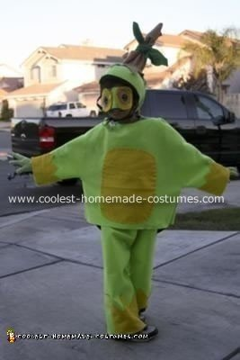 Pokemon Halloween Costume