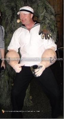 Coolest Popeye Costume 26