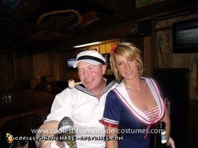 Coolest Popeye Costume 26