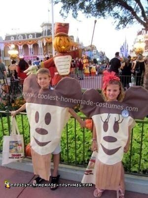 Premium Mickey Ice Cream Costume