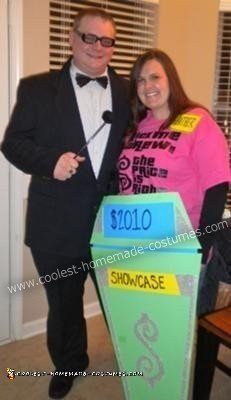 Price Is Right Couple Costume