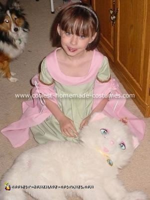 Fae Princess Costume