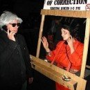 Prisoner in a Visiting Booth Costume