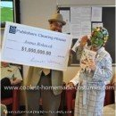 Homemade Publishers Clearing House Couple Costume