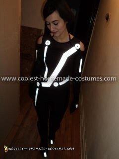 Coolest Quorra Costume 7