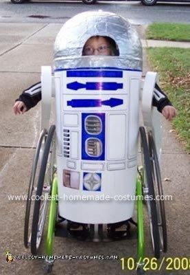 Cool R2D2 Costume