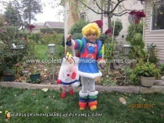 Coolest Rainbow Brite Costume 33