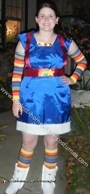 Rainbow Brite Halloween Costume