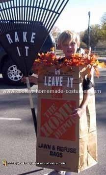 Rake It Or Leave It Costume