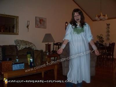Reagan from the Exorcist Costume