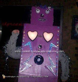 Tina The Taplight Robot Costume