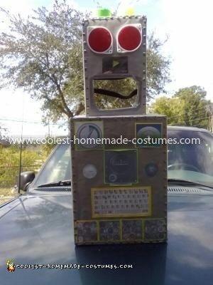 Coolest Robot Costume 72