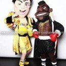 Coolest Rocky and Mr. T Couple Costume