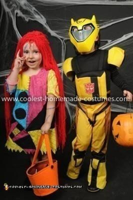 Coolest Sally Stitches Costume