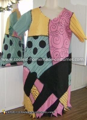 Coolest Sally Stitches Costume - Muted colors