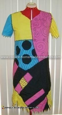 Coolest Sally Stitches Costume - Adult dress